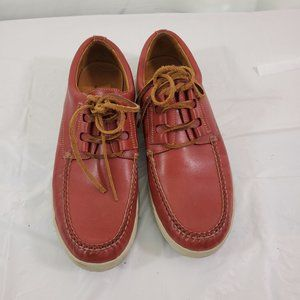 Martin Dingman Country wear Leather Oxfords